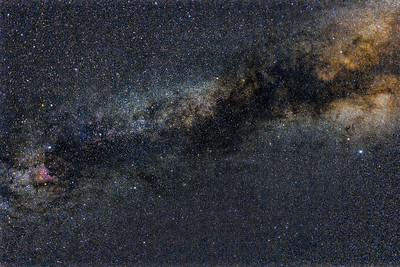 Rework Milkyway