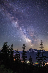 Whitehorse Milky Way