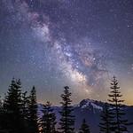 Whitehorse Milky Way