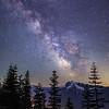 White Horse Mountain Milky Way
