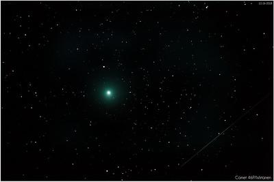 Comet 46P/Wirtanen 2018.