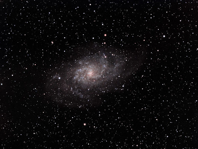 ieq45 pro, qhy163c, triangulum, galaxy, m33,