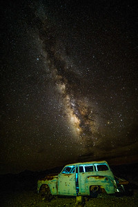 Decay and the Milky Way