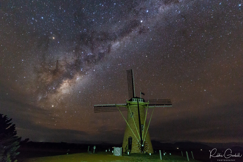 The Lily, Dutch Windmill - Stirling Ranges - Amelup, Western Australia