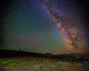 The Milky Way and the Night Sky, Lassen Volcanic National Park