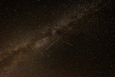 Persiad Meteor Shower
