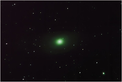 Andromeda Galaxy, Colby, Norfolk, United Kingdom, 18 September 2020