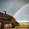 Tate Barn Rainbow