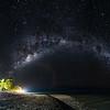 Milky Way in Raro