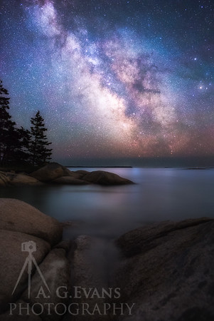 Cosmic Glow