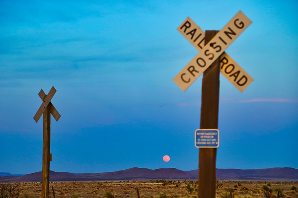 Full Moon Crossing