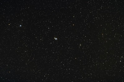 M51 (Whirlpool Galaxy) and the neighbourhood