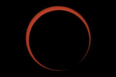 Annualar Solar Eclipse