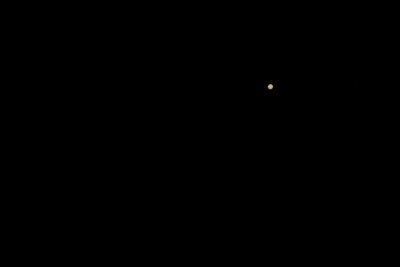 Jupiter.  Taken with only Nikon D800, 70-200mm @ 200mm, 2xTC.