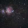 Orion in Space