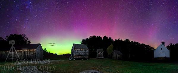 Aurora Over Musterfield
