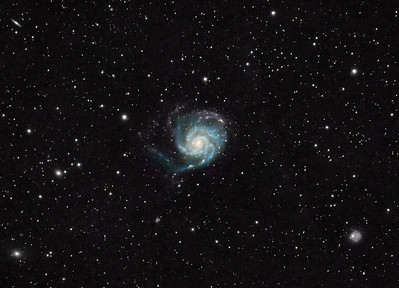 The Pinwheel Galaxy (M101)