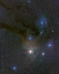 Rho Ophiuchi Region