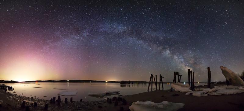 Sandy Point Panorama