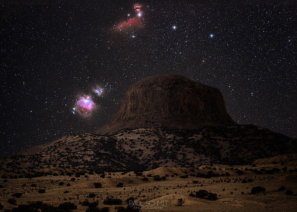 Farewell Orion