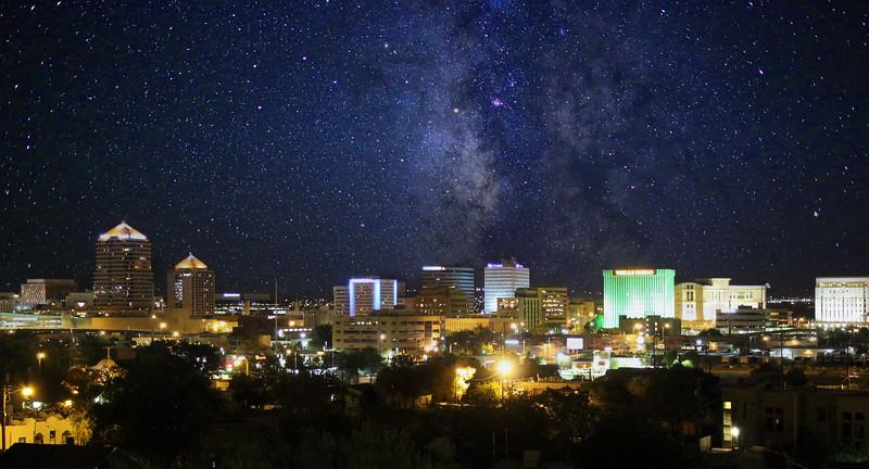 Albuquerque Skyline