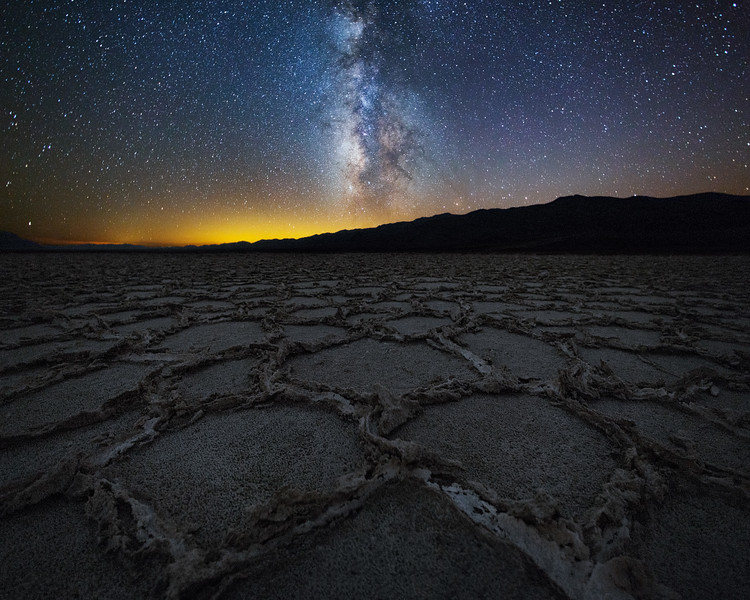 Milky Way in Death Valley National Park