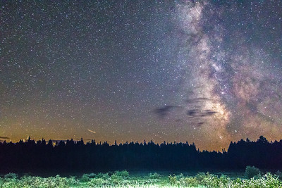Milky Way over the Adirondacks