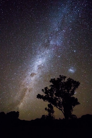 Warrumbungle Night