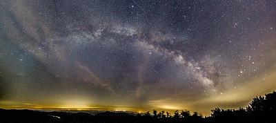 Shenandoah Milky Way