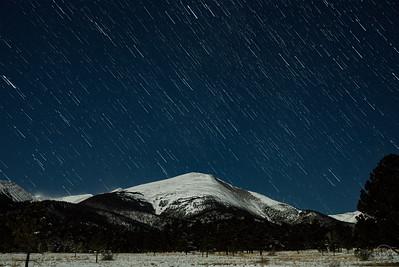 Gibbs Peak, Colorado -- Nov 2020