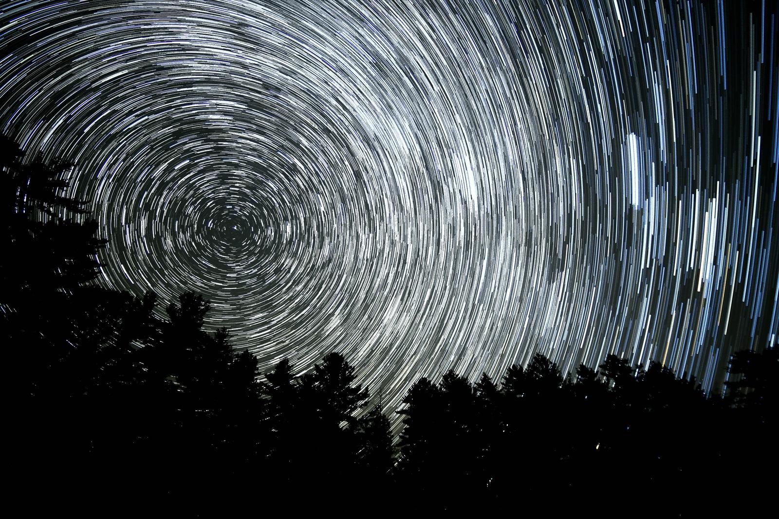 Moosehead Star Trails