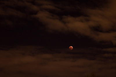 Lunar Eclipse 2019-01-21