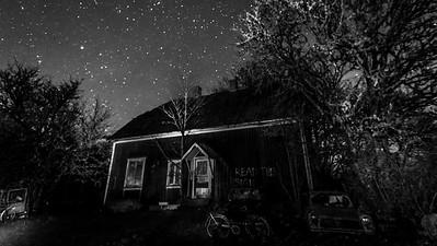 Spøkelseshus
