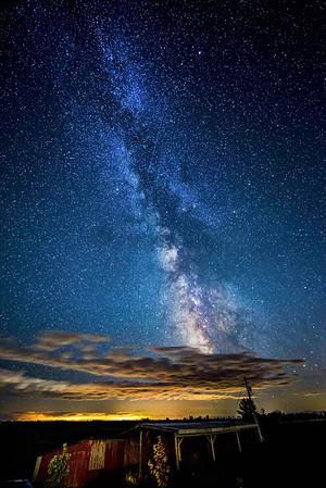 Milky Way, Brockville, Ontario
