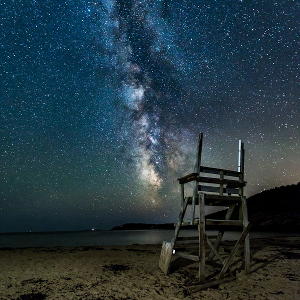 Nightsky Lifeguard