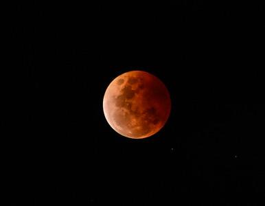 Lunar Eclipse, October 2014