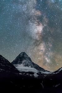 Assiniboine Milky Way