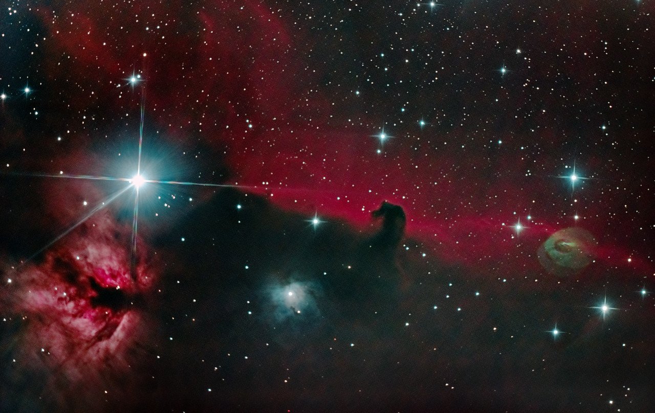 Version 1 Horsehead
