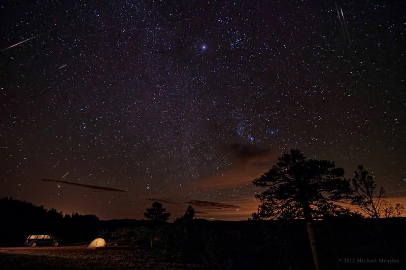 Meteorotic Camping