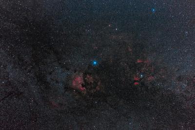 Single 10 min exposure