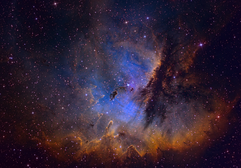 PacMan Nebula NGC 281