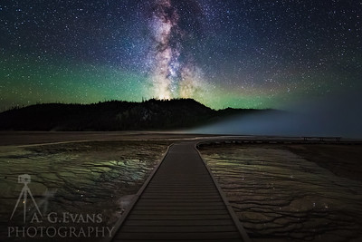 Boardwalk to the Galaxy