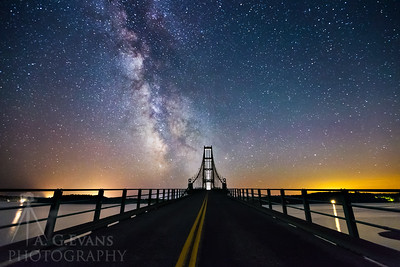 Bridge to Our Galaxy