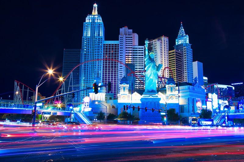 New York, New York - Las Vegas, NV