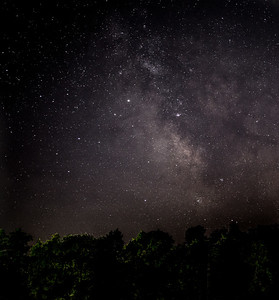 center of our galaxy, from our new deck, wee hours of 6/12 18