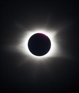 Solar Eclipse 2018.