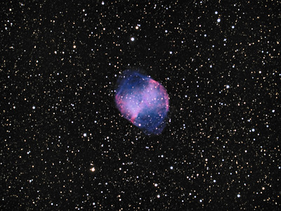 M27 - The Dumbbell Nebula