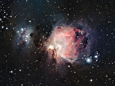 M42, M43 - The Great Orion Nebula