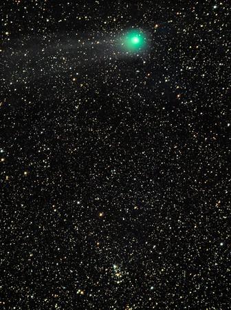 Comet Lovejoy & M103