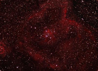 IC 1805 - The Heart Nebula